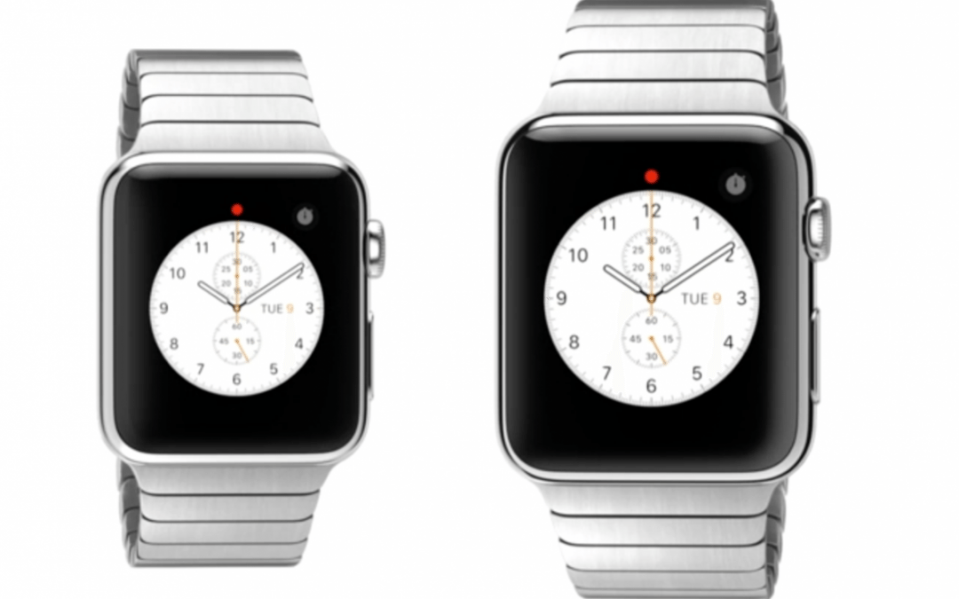 The Apple Watch – Initial Thoughts