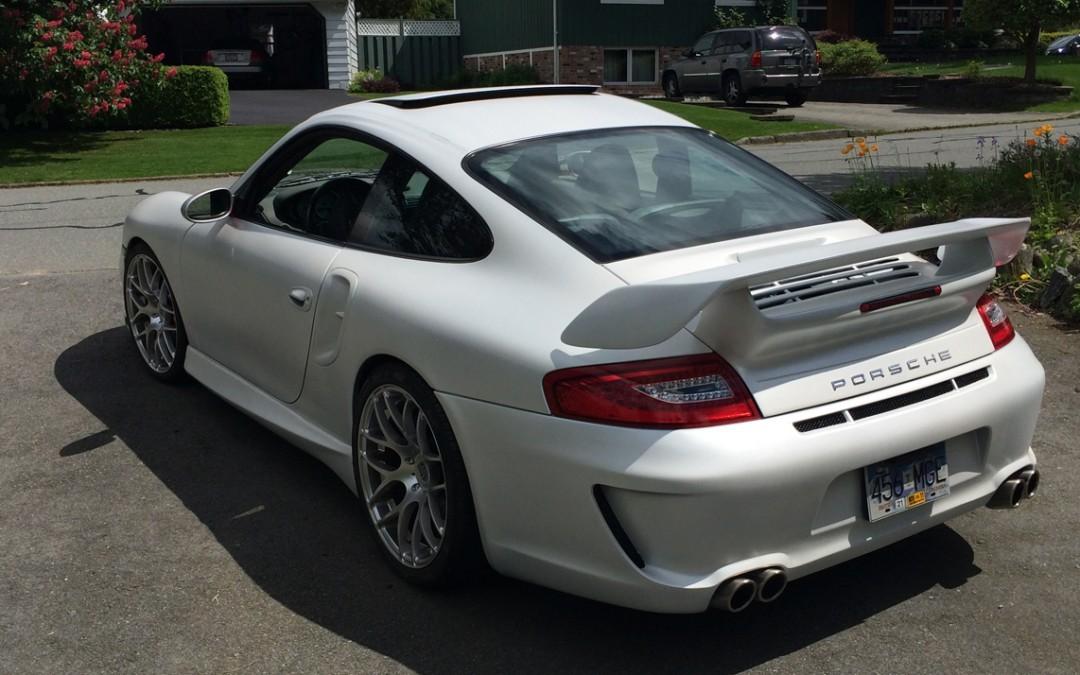 2001 Porsche 996