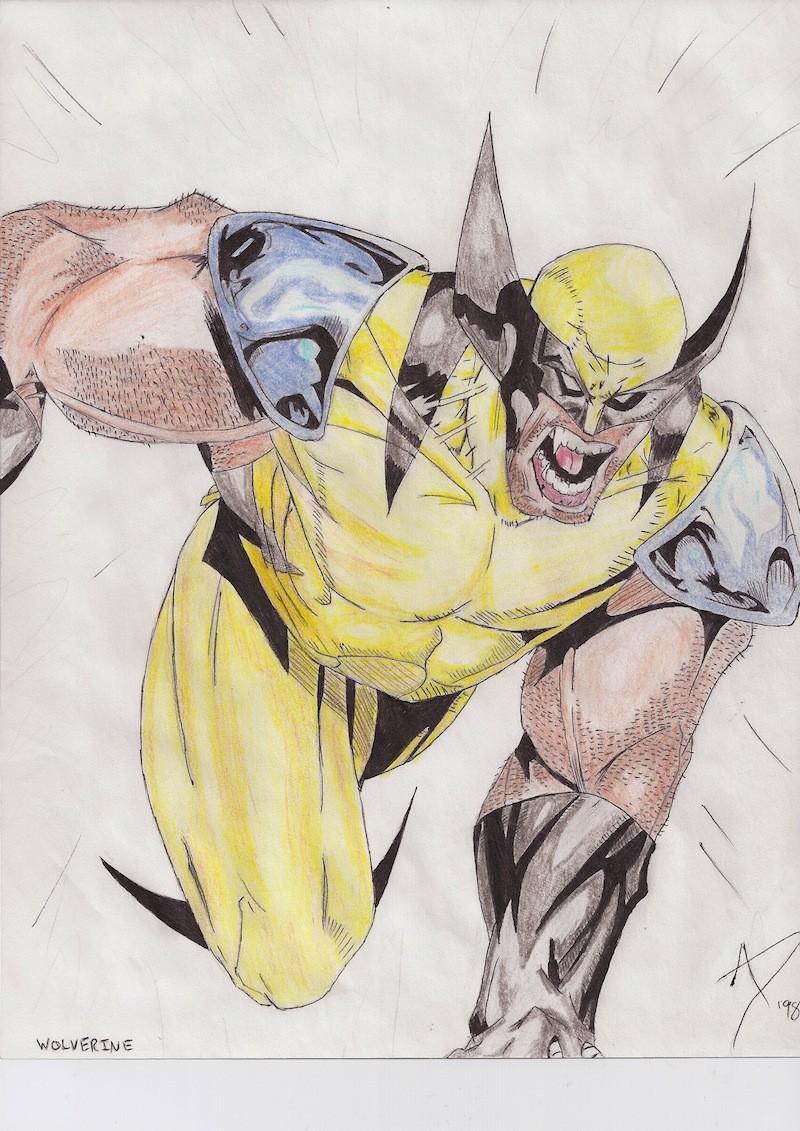 Wolverine 1998